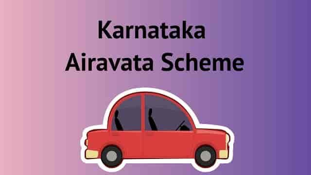 Karnataka Airavata Scheme