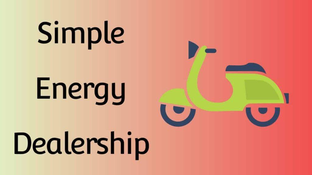 Simple Energy Dealership