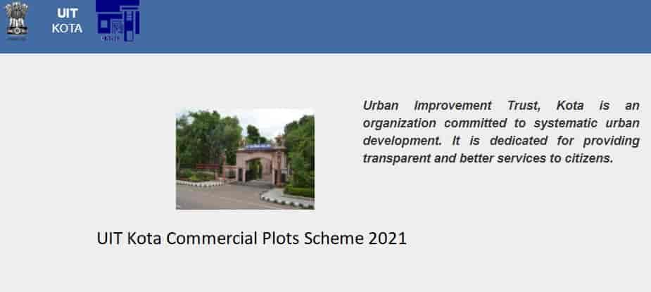 UIT Kota Commercial Plot Scheme